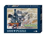 Marklin 15962 P8 Steam Locomotive Puzzle
