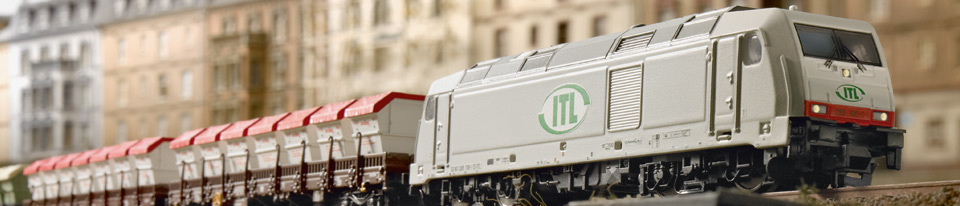 MiniTrix a Marklin Company, has been the Leader in the production of highly detailed, almost jewels, locomotives and rolling stock in N gauge.