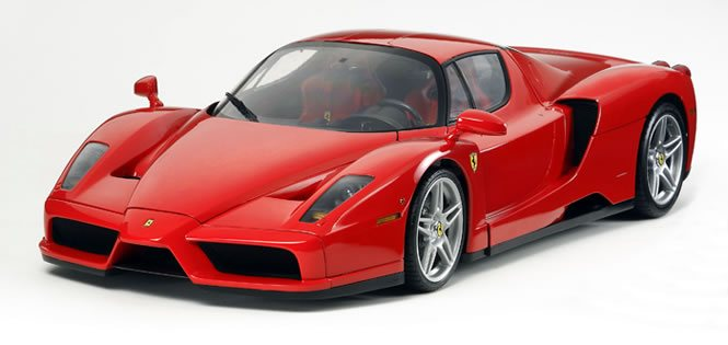 Scale plastic model kits Cars