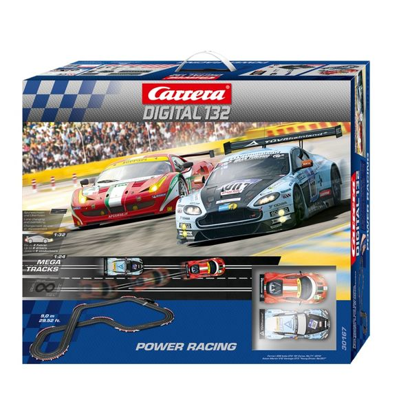 Carrera Slot cars digital and conventional, scales 132, 124 and 148