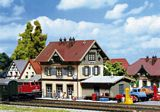 Z Gauge Buildings  & Structures