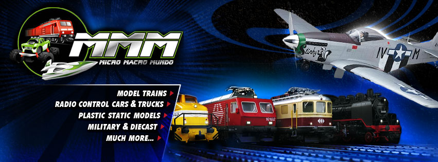 Micro Macro Mundo Inc is the leader in European Model trains and Radio Control products