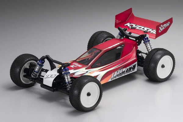 Kyosho 30076B Electric LAZER ZX5 Kit