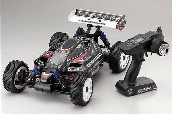 Kyosho 30876MB Inferno VE RACE SPEC 2.4G Ready Set
