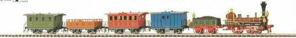 Marklin 26471 SPANISH BROTLI TRAIN Set