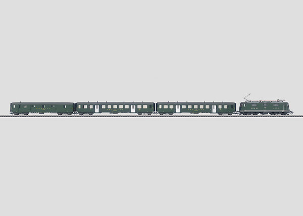 Marklin 26534 SBB Commuter TrainSerie Re 4/4 II
