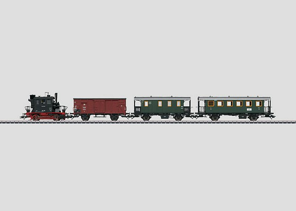 Marklin 26559 Branch Line Passenger Train BR 98.3 DB