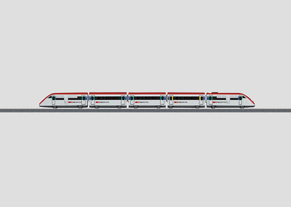 Marklin 29203 ICN High Speed Train Starter Set