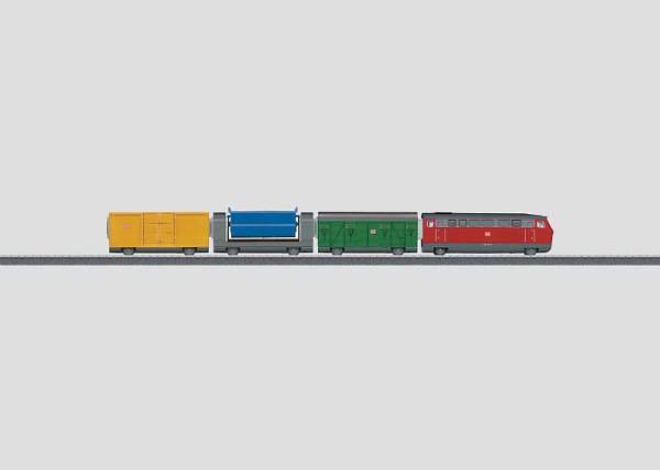 Marklin 29210 Freight Train Starter Set