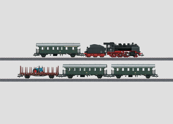 Marklin 29240 Branch Line Digital Starter Set