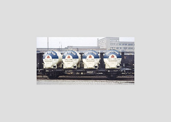 Marklin 58552 Flat Car for Containers.