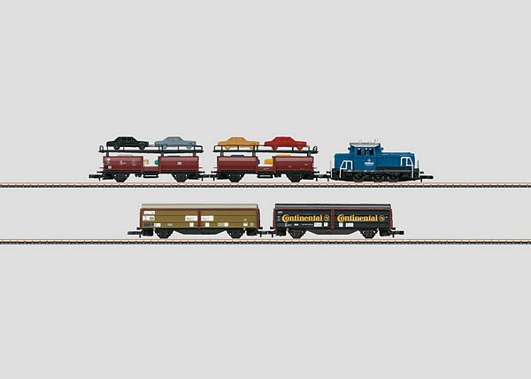 Marklin 81409 Auto Transport Train Set