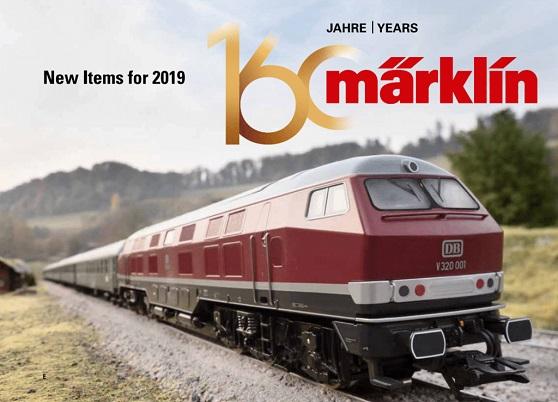 New 2019 items