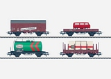 Marklin 00759 Set with 4 Freight Cars
