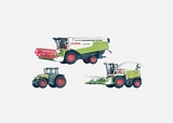 Marklin 00780.1 Farm Machinery Set of 3