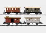 HO Passenger Car Sets