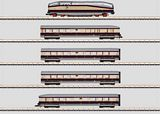 Z Train sets Locomotive & cars