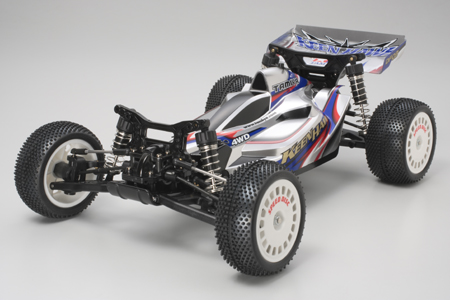 Tamiya 58380 RC Keen Hawk DF03