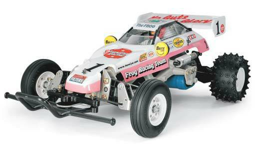 Tamiya 58354 RC The Frog 1/10 Re-Release