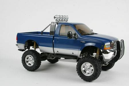 Tamiya 58372 RC Ford F350 High-Lift 4X4-3SPD